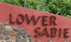 Lower Sabie rest camp kruger national park